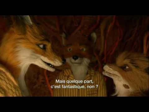 fantastic mr fox bande annonce vost fr youtube