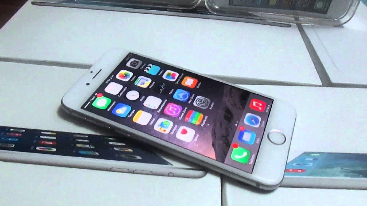 e2501b8b66c Llega de manera oficial el iPhone 6 a Colombia, fecha y precios en Español.