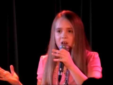 Nelka Pelletier -L'étoffe d'une star a 9 ans seulement !!!!