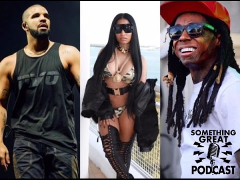 SG Podcast Ep11 Nicki Minaj No Frauds Remy Ma Faizon Love Fight and Explains Big Sean x Puma