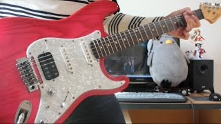 ONE PUNCH MAN(ワンパンマン) OP - THE HERO !! (Guitar Cover)