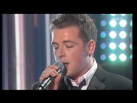 Westlife and Secret Garden  You Raise Me Up Nobel Peace Price Concert 2005 HD