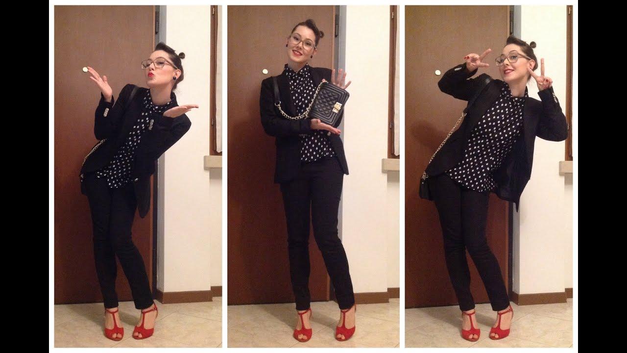 Conosciuto Outfit Anni 50-Summer Night ~MissSmileMiki~ - YouTube TF41