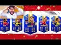 OMG INSANE HIGHEST RATED TOTS DRAFT CHALLENGE!! FIFA 19 Ultimate Team Draft