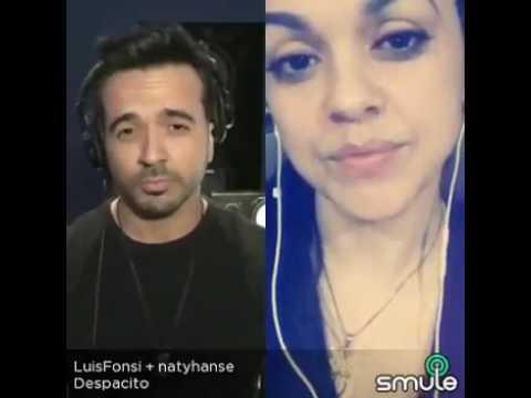 Despacito Luis fonsi ft. Natalia perez