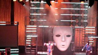Jabbawockeez Vegas with Super Crew