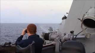 U S  Navy Searching for Malaysia Airlines Flight MH370