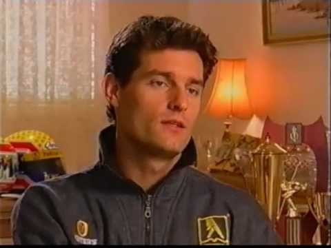 Mark Webber Interview With His Mum 2001