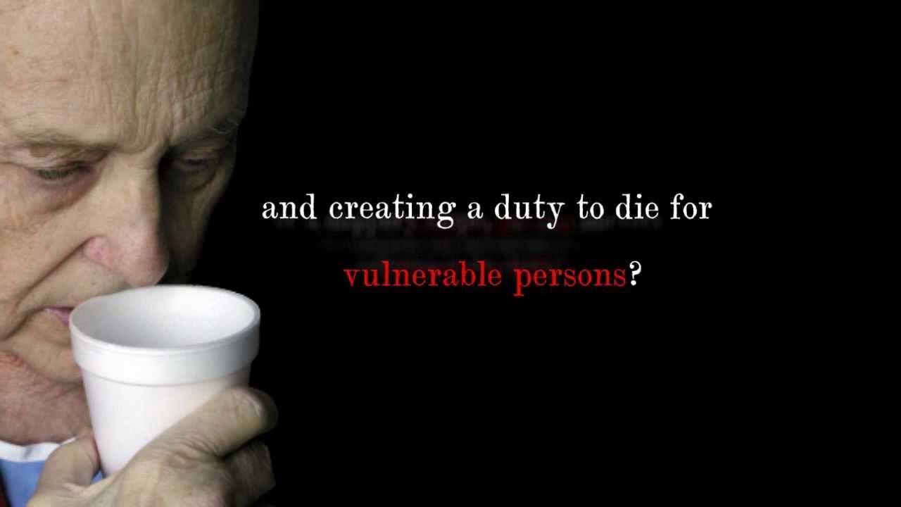 anti euthanasia video
