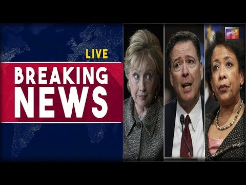 BREAKING: Criminal CHARGES! GOP Rep Drops Hammer on Comey, Clinton, and Lynch! Nowhere to Run Now!