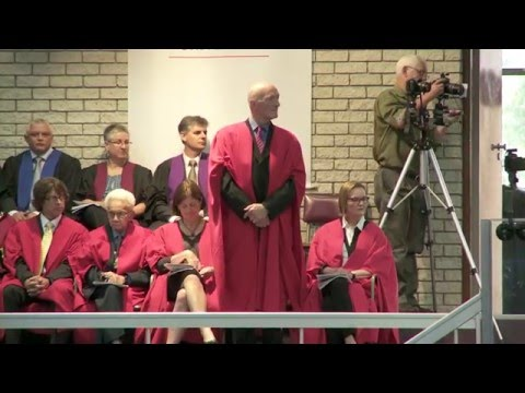 Honorary Degree: Judge Edwin Cameron