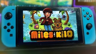 Miles & Kilo REVIEW | Nintendo Switch & PC (Video Game Video Review)