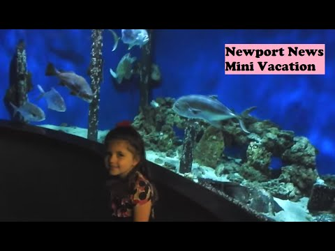 Wes Iseli's Magiclife Vlog #30 (Newport News Mini Vacation)