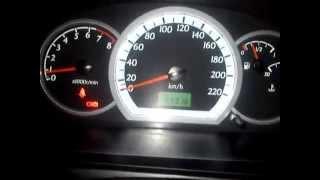 Chevrolet Lacetti Датчик давления  масла