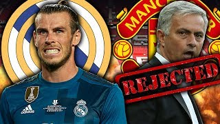 REVEALED: Gareth Bale REJECTED Transfer To Manchester United! | Transfer Review