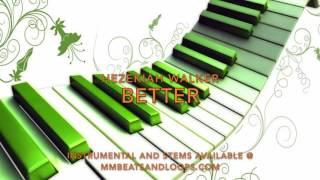 Hezekiah Walker - Better Instrumental