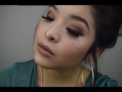 Cyprus Umber Makeup Tutorial | Mariah Provencio