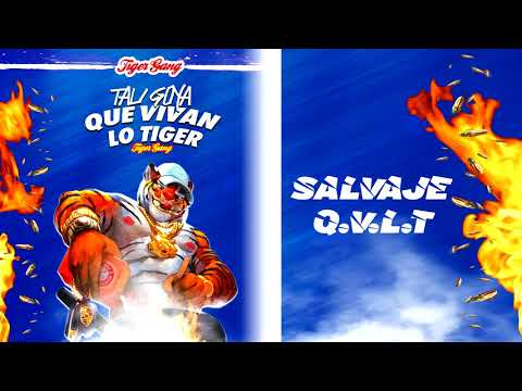 Tali Goya - Salvaje  (Audio Oficial) produced by Young Tago
