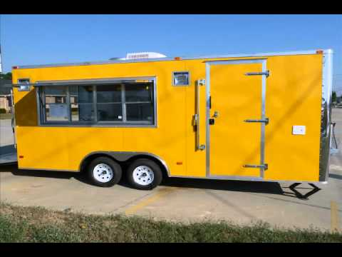 New Concession Trailer For Sale In Mexico 706 831 9948