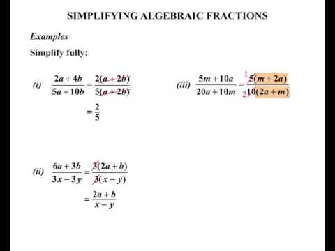 math worksheet : year 11  ncea level 1 maths lessons 2015 simplifying algebraic  : Simplifying Algebraic Fractions Worksheet