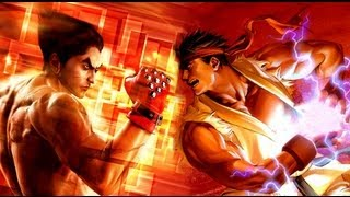 Dashie Vs. Sport - Street Fighter X Tekken