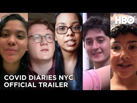Covid Diaries NYC (2021): Official Trailer   HBO