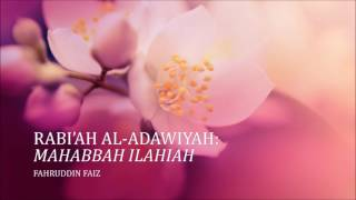 Download Video FILSAFAT CINTA: RABI'AH AL-ADAWIYAH: MAHABBAH ILAHIYAH (1) MP3 3GP MP4