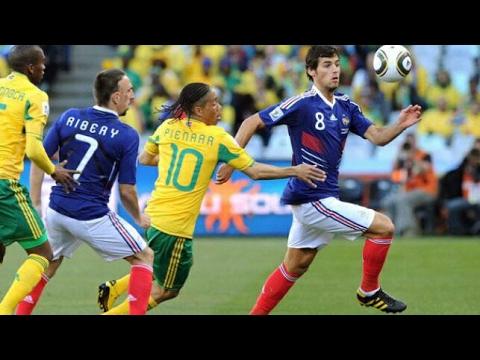 Le parcours de quipe de france coupe du monde 2010 youtube - Coupe du monde 2010 lieu ...