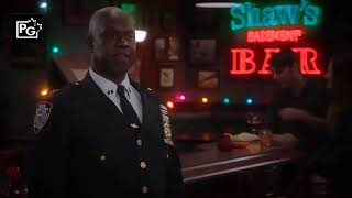 Captain Holt got the commissioner job but he really didn't