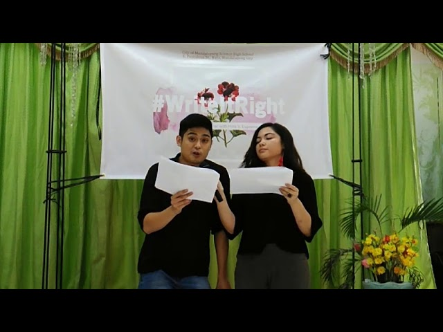 Songs to Make You Stay by Jay E. Tria (performed by Miguel Almendras and Samantha Aquino)