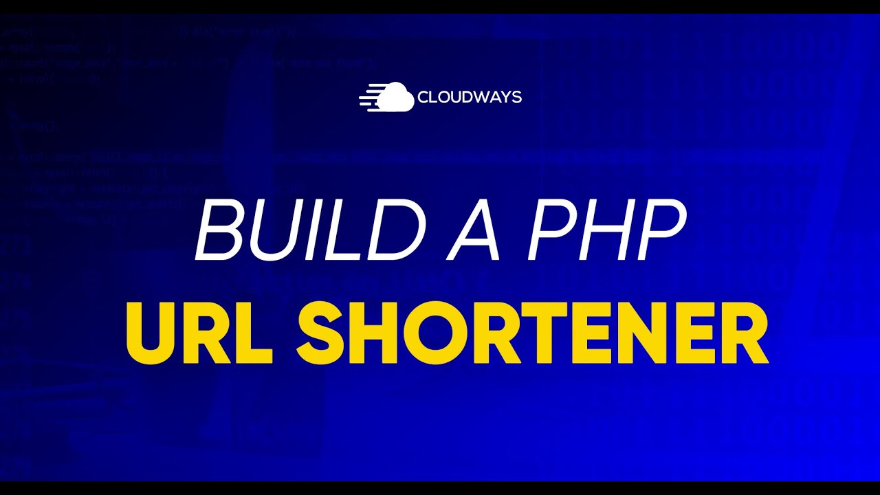 Build a PHP URL Shortener