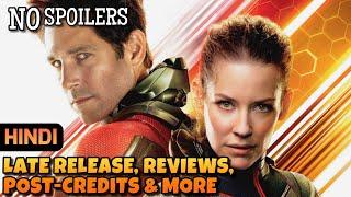 Ant-Man 2 and Wasp Hindi Release, Reviews | Marvel India