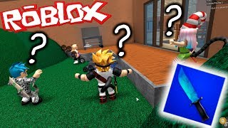 HAS FAILED 😂 WHO IS WHO? MURDER MYSTERY 2 ROBLOX