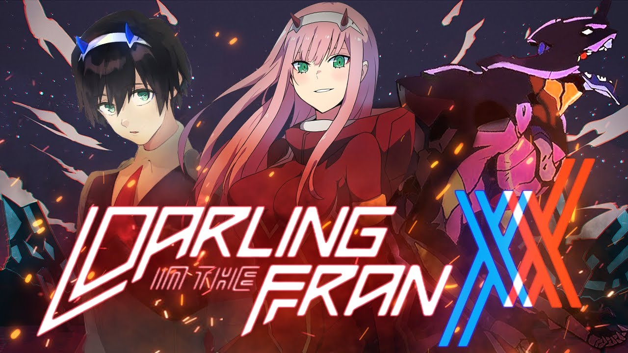 Download Darling in the FranXX - ПЛАГИАТ ГОДА