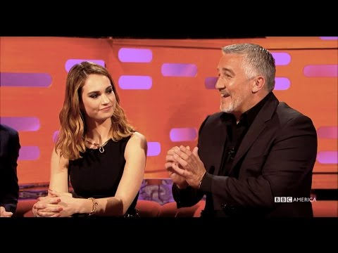 "Your Favorite ""Bake Off"" Star Isn't So Sweet  - The Graham Norton Show"