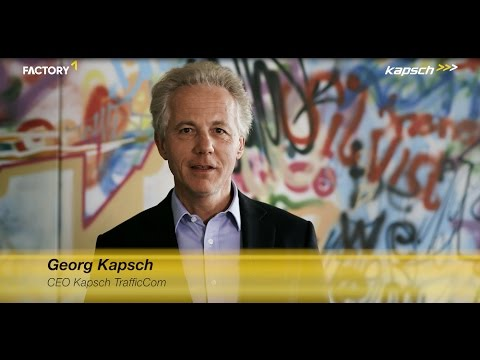 Kapsch Factory1 2017  |  Accelerating with Kapsch TrafficCom