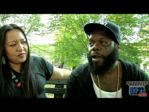 Tek of Smif-N-Wessun - Brooklyn Bodega Interview