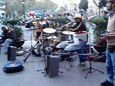 Minimal Acoustic Band (MAB) - LIVE, Barcelona 10.11.07