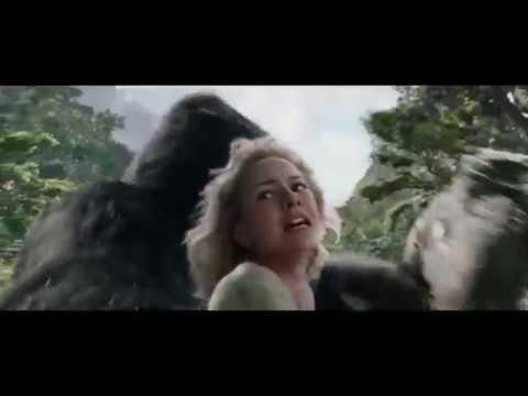 King Kong(Part 3)Screen-time: King Kong 2005