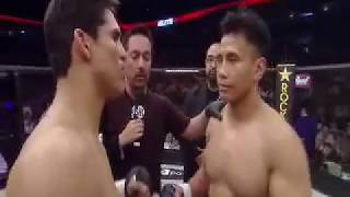 Frank Shamrock vs Cung Le Highlights