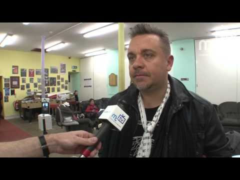 MTTV archive: Corrie actor holds workshop