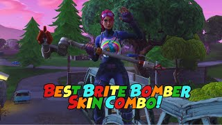 Fortnite | Best Brite Bomber Skin Combinations!