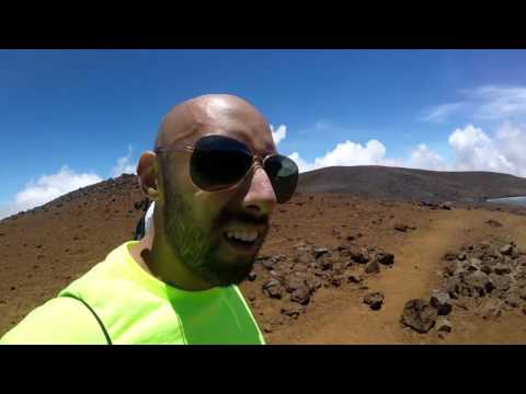 2016 Hiking Trip to Mauna Kea Summit