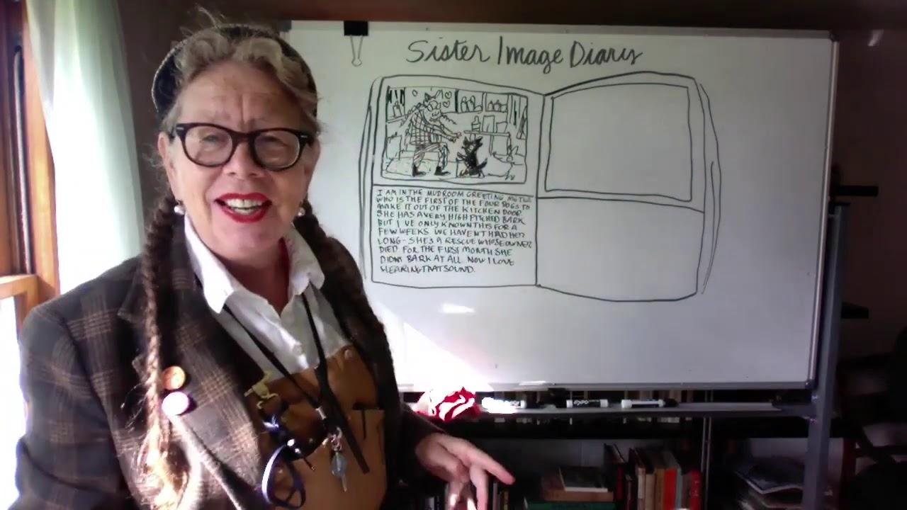 Cartoonist Lynda Barry Teaches You How to Make a Visual Daily Diary