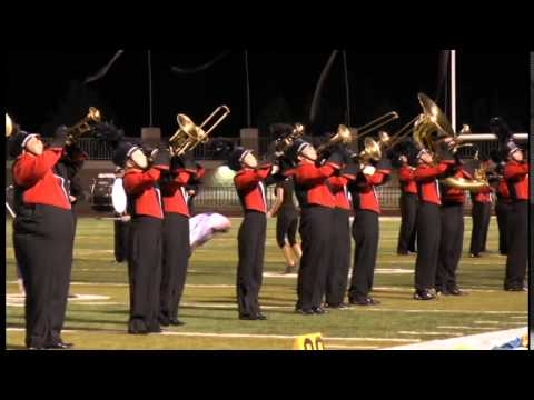 Halftime Highlights: Las Cruces High School Showcase Marching Band