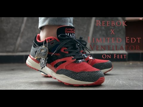 Packer Shoes x Ventilator Supreme  Spring  - Visual Overview.