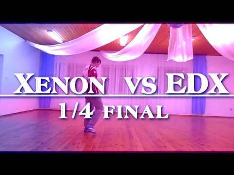 IJL'17   Xenon vs Edx   1/4 Finals