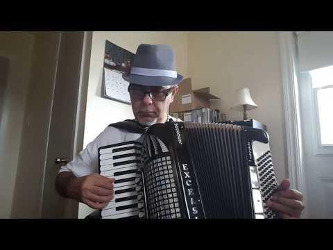 Calabrisella Mia - Accordion / vocals - Live Fisarmonica e Canto -  Biagio Farina