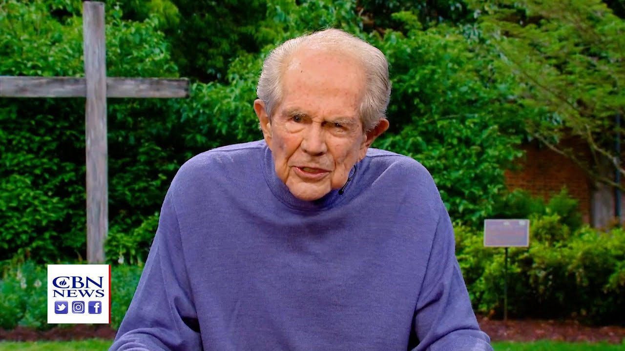 CBN Founder Pat Robertson: 'God Is Not Giving Up on America'