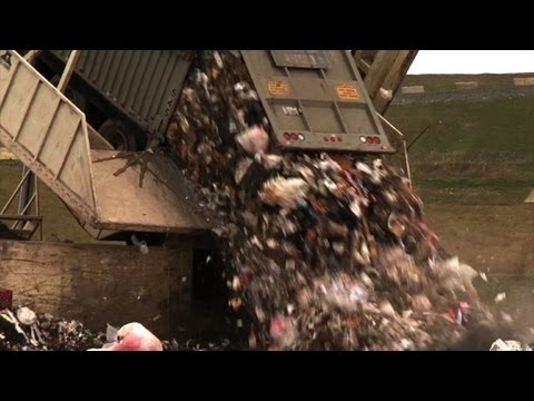 Turning one man's trash into another man's oil